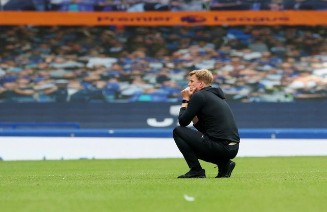 Eddie Howe has been out of work since leaving Bournemouth at the end of last season.