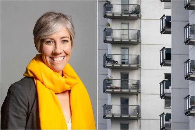 Full speech: Daisy Cooper MP calls for inquiry into Building Safety crisis