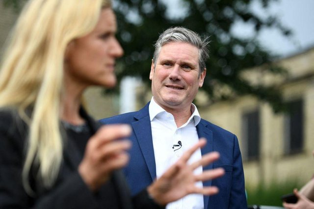 Batley and Spen analysis: no general election blueprint for Keir Starmer, but there are lessons to take from the victory  (Photo by OLI SCARFF/AFP via Getty Images)