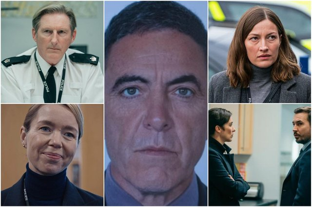 Many questions remain unanswered ahead of the Line of Duty finale (Photos: BBC)