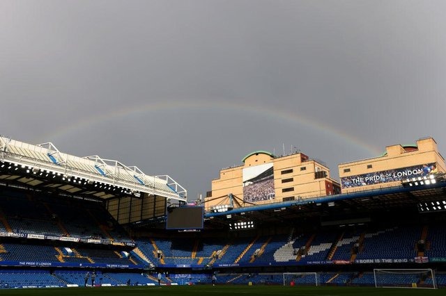Stamford Bridge. (Photo by Catherine Ivill/Getty Images)