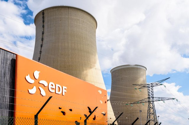 French government owned EDF has a sizable share of Great Britain's electricity supply, according to Ofgem stats. (Pic: Shutterstock)