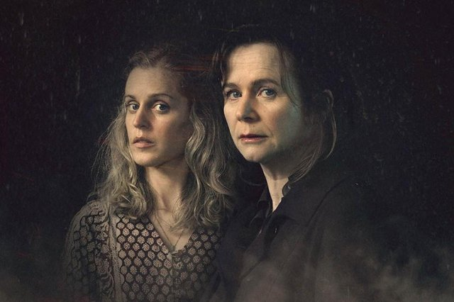 Too Close stars Emily Watson and Denise Gough (ITV)