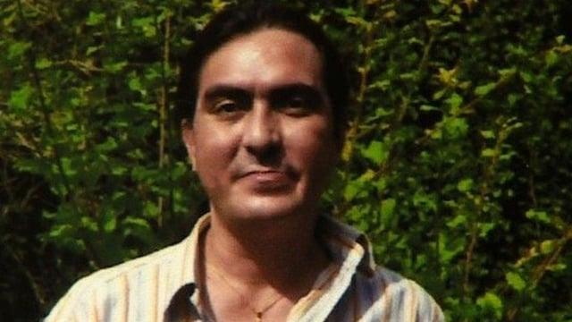 Bijan Ebrahimi was a Iranian refugee who settled in Bristol originally in 2000 (Ebrahimi Family)