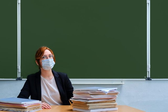A teacher has won six-figure compensation after being attacked by a pupil for asking him to do work (Photo: Shutterstock)