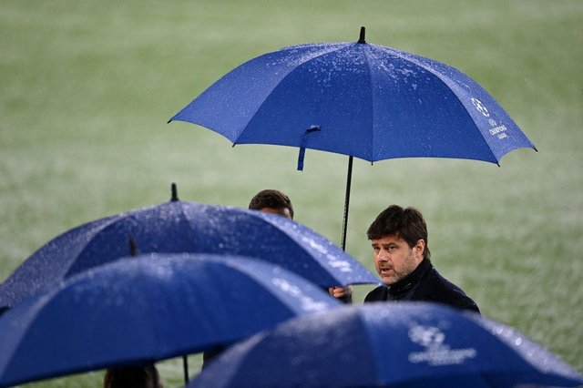 Mauricio Pochettino, Manager of Paris Saint-Germain. (Photo by Laurence Griffiths/Getty Images)