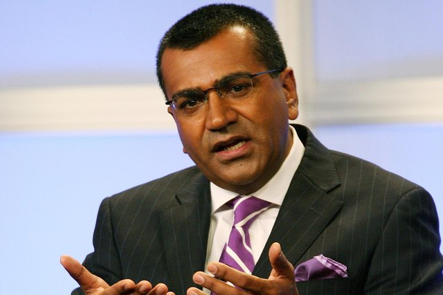 Martin Bashir's determination to secure a scoop led him to use deception (Photo by Frederick M. Brown/Getty Images)