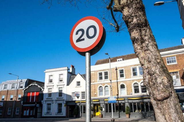 A growing number of councils are introducing 20mph limits but there is no national framework for lower urban limits