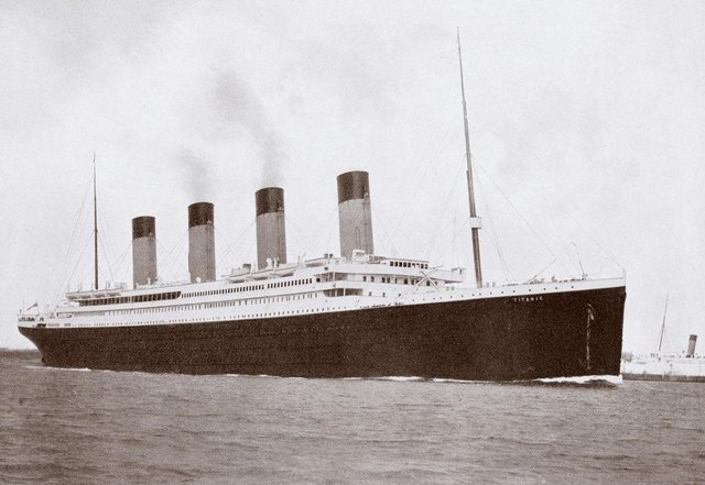 It has been over a century since the Titanitc sank after hitting an iceberg in the North Atlantic (Getty Images)