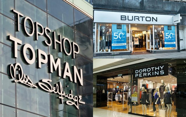 Several high street brands won't be reopening (Photo: Shutterstock)