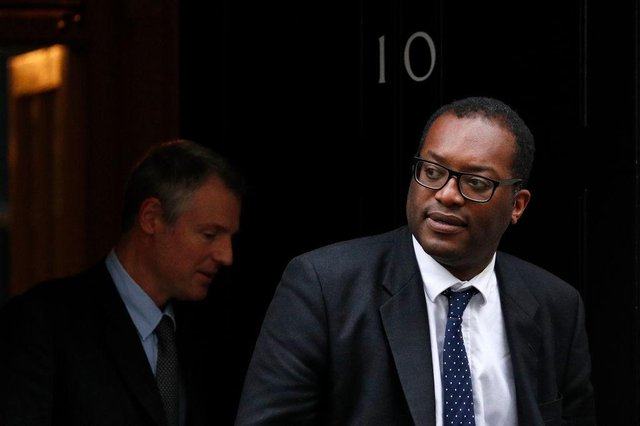Kwasi Kwarteng, Minister of State at the Department for Business, Energy and Industrial Strategy (Photo by ADRIAN DENNIS/AFP via Getty Images)