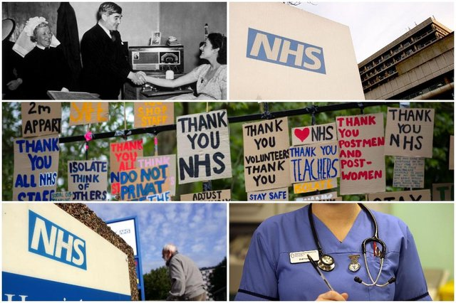 How old is the NHS? Who founded National Health Service and when - as it celebrates 73rd anniversary in 2021 (Photos: Getty Images)