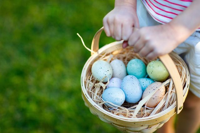 Are you organising an Easter egg hunt this year? (Photo: Shutterstock)