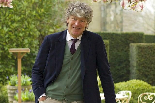 Tim Parker (image: National Trust)