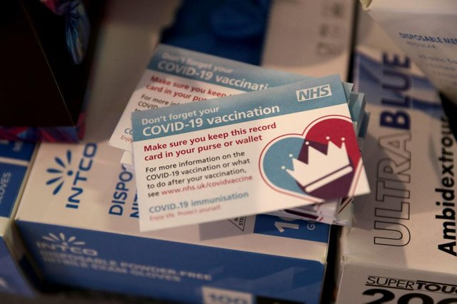 Vaccine passports could prove counterproductive according to a behavioural scientist (Photo: Chris Jackson/Getty Images)