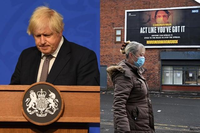 "Labour leader Sir Kier Starmer branded Boris Johnson's plans as ""reckless"" (Photo: Daniel Leal-Olivas/OLI SCARFF/AFP via Getty Images)"