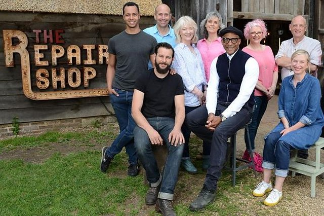 The Repair Shop is based in a Sussex museum (Picture: BBC)