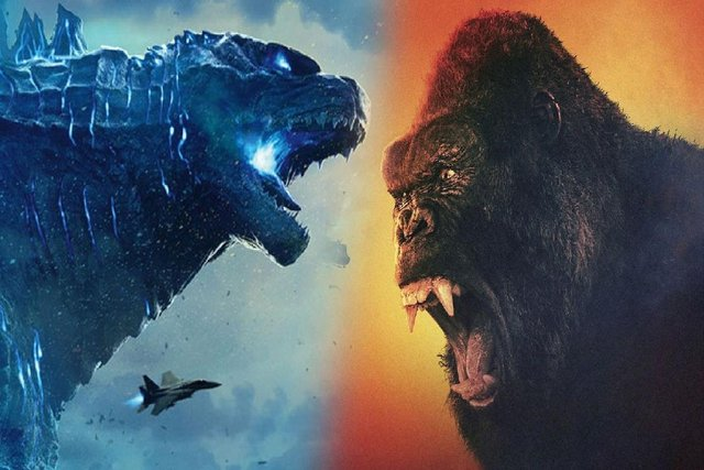 Godzilla vs Kong has been one of the most hotly anticipated action movies of 2021 (Legendary/Warner Bros)