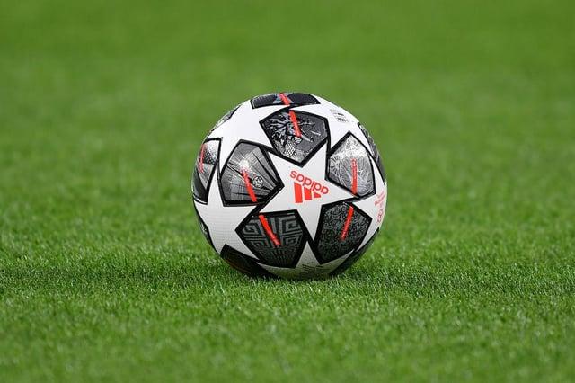 UEFA Champions League match ball. (Photo by Frederic Scheidemann/Getty Images)