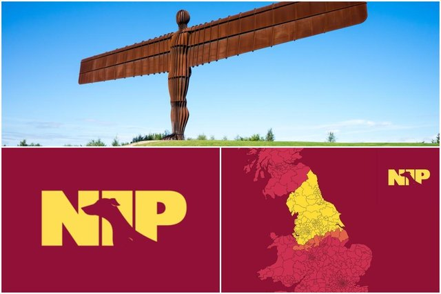 Northern Independence Party: what is NIP, who is Philip Proudfoot - and will it run in Hartlepool by-election? (Photos: Shutterstock, Northern Independence Party)
