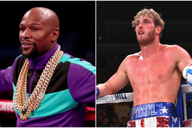Floyd Mayweather has confirmed his exhibition fight with Logan Paul will go ahead in 2021. (Pic: Getty)