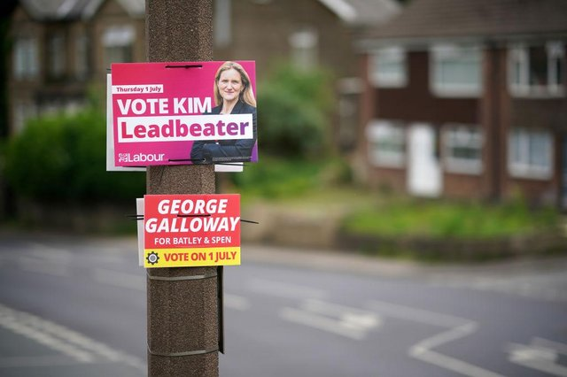 Batley and Spen by-election polls: latest odds and opinion polls on who could win - and when is the vote? (Photo by Christopher Furlong/Getty Images)
