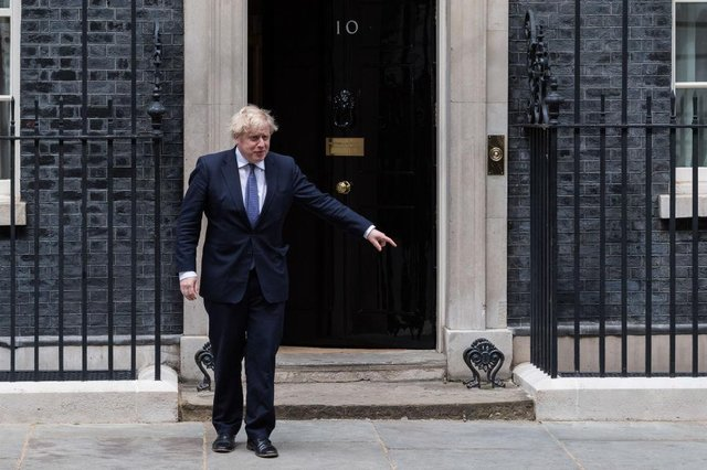 """It was found that Boris Johnson behaved """"unwisely"""" in allowing the refurbishment of his Downing Street flat to go ahead without """"more rigorous regard for how this would be funded"""" (Getty Images)"""