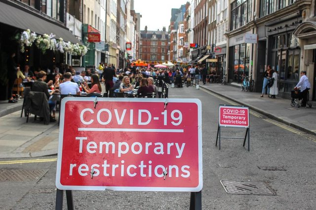 Lockdown measures may need to be reintroduced if there is a rapid spread of Covid variants, a scientist advising the Government has said (Photo: Shutterstock)