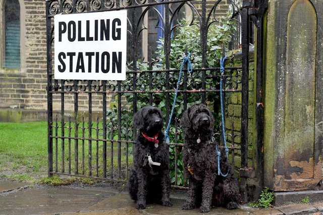 Local elections candidates 2021: who is standing in my area in the UK local council elections? (Photo by Anthony Devlin/Getty Images)