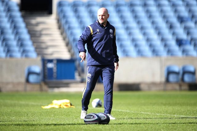 Scotland coach Gregor Townsend has joined the Lions staff.