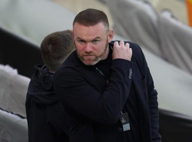Wayne Rooney. (Photo by Aleksandra Szmigiel - Pool/Getty Images)