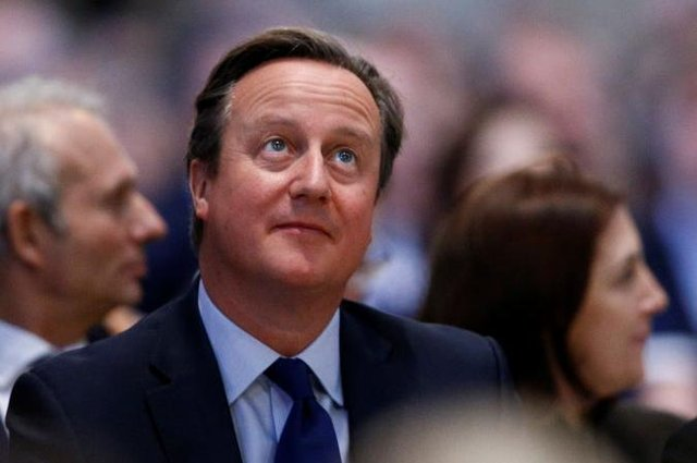 Former Prime Minister David Cameron (Photo by Henry Nicholls - WPA Pool/Getty Images)