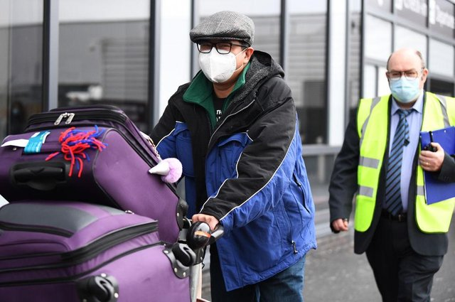 Passengers returning to England are currently required to quarantine for 10 days (Getty Images)