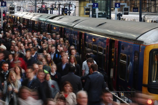Rail passengers face paying over the odds to travel by rail than by air, according to research by consumer group Which? (Dan Kitwood/Getty Images)