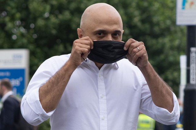 Sajid Javid is thought to be taking a more 'liberal' approach to Coronavirus lockdowns, as he announced lifting restrictions was a main priority in his new role as Health Secretary (Picture: Getty Images)