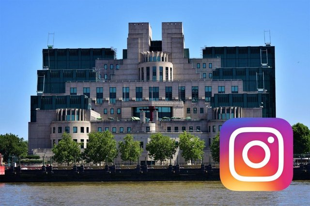 MI5 has launched an official Instagram account in an effort to be more transparent about its work (Shutterstock)