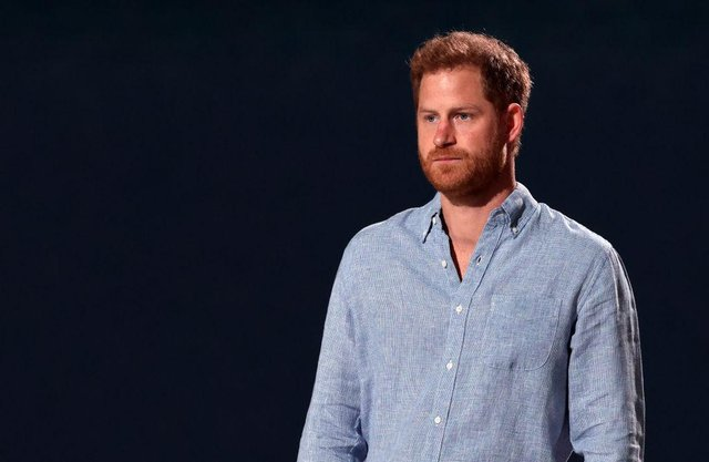 """The Duke of Sussex has accused the royal family of """"total neglect"""" in his new mental health documentary series with Oprah Winfrey (Photo: Kevin Winter/Getty Images for Global Citizen VAX LIVE)"""