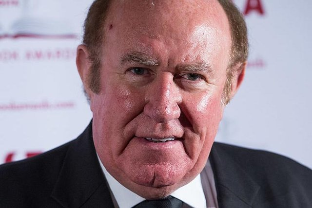 Journalist Andrew Neil will chair and present on GB News, alongside other well-known reporters (Picture: Getty Images)