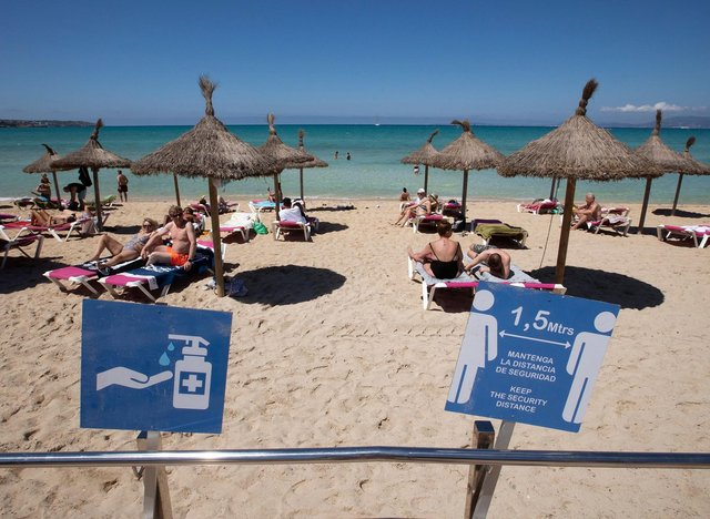 Malta and the Balearic Islands are among the areas to have been added to the green list (Photo: Getty Images)
