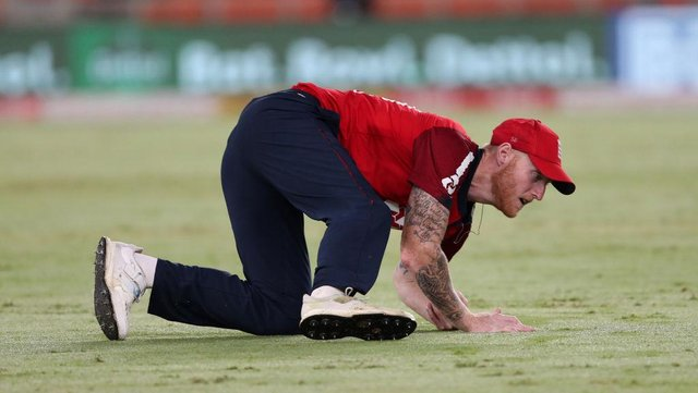 Ben Stokes injured his finger in the IPL and will miss the rest of the year's competition.