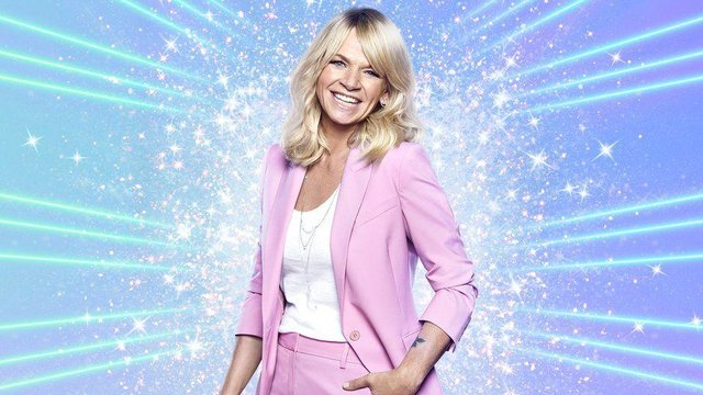 """Zoe Ball is set for new """"cha cha challenges"""" after a decade on It Takes Two (Picture: BBC)"""
