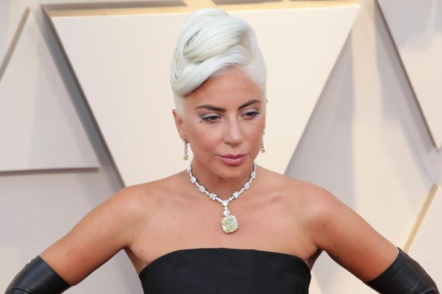Lady Gaga told how it took years to overcome the trauma from being raped, in which time she won an Oscar (Picture: Getty Images)
