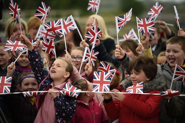 One Britain One Nation: What is OBON day, when will it take place and what are the words to the OBON song? (Photo by Jeff J Mitchell/Getty Images)