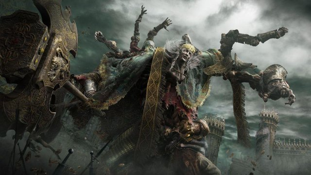 Elden Ring is set for a 2022 release (Namco)