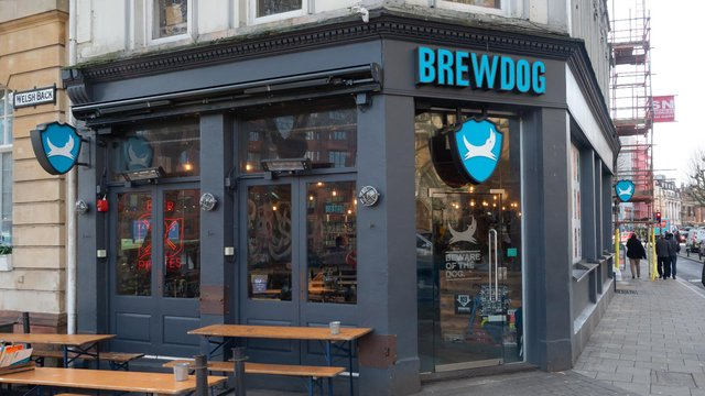 In an open letter to BrewDog, signatories said former employees have 'suffered mental illness' as a result of working at the craft beer giant (Shutterstock)