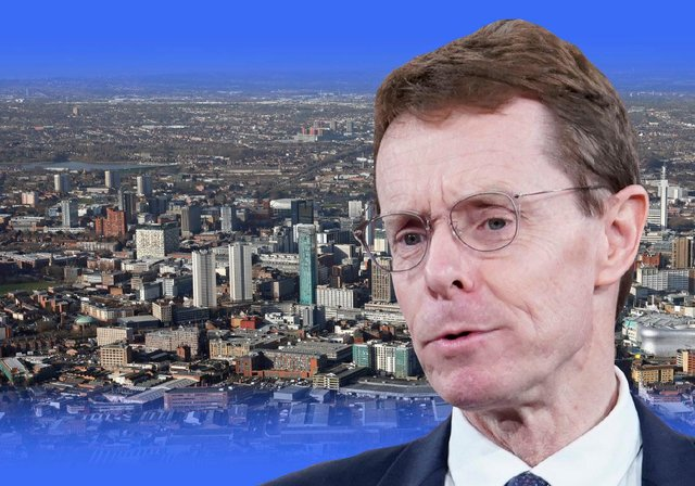 'How do we get back our momentum?': West Midlands Mayor Andy Street calls for 'true devolution' in the wake of Covid (Photo: JPI)