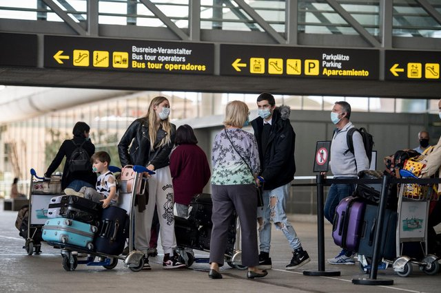 The government is awaiting recommendations from the Joint Biosecurity Centre before any changes to the travel lists are announced (Getty Images)