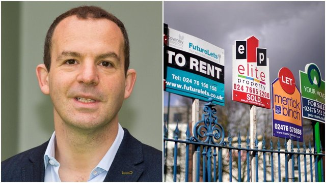 Martin Lewis warned house buyers about the government's new 95 per cent mortgage guarantee scheme (Getty Images)