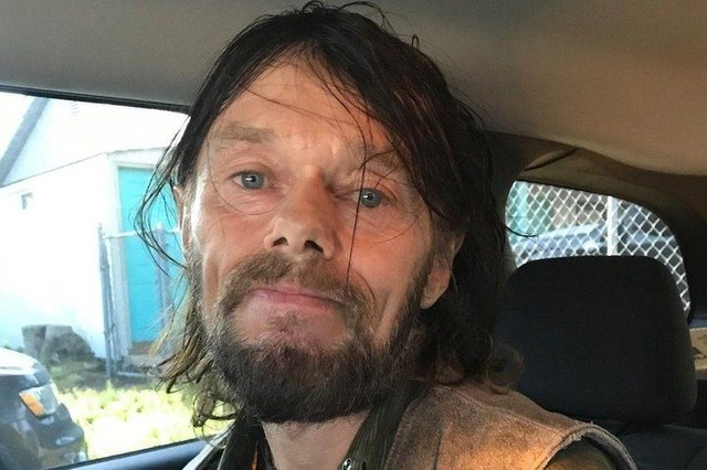 Avis pictured after his arrest by US Marshals (Credit: US MARSHALS)