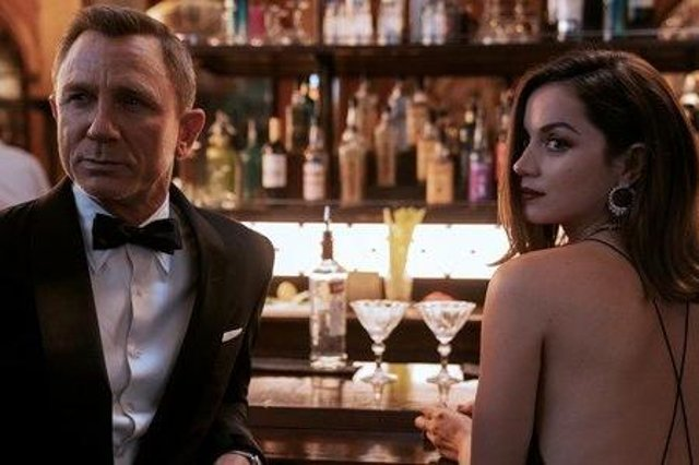 Craig will return as Bond for 'No Time To Die' set for release on 30 September in UK cinemas (Picture: MGM)